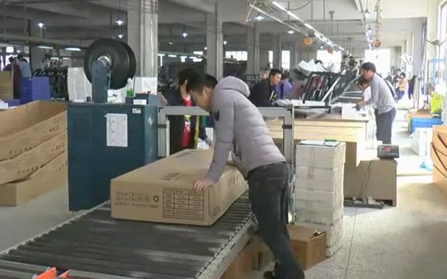 工場での全品出荷前動作確認
