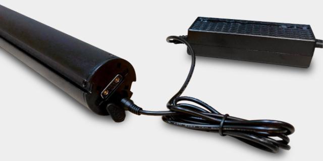 バッテリー単体充電時